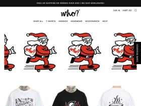 Whoclothing Free Shipping Codes